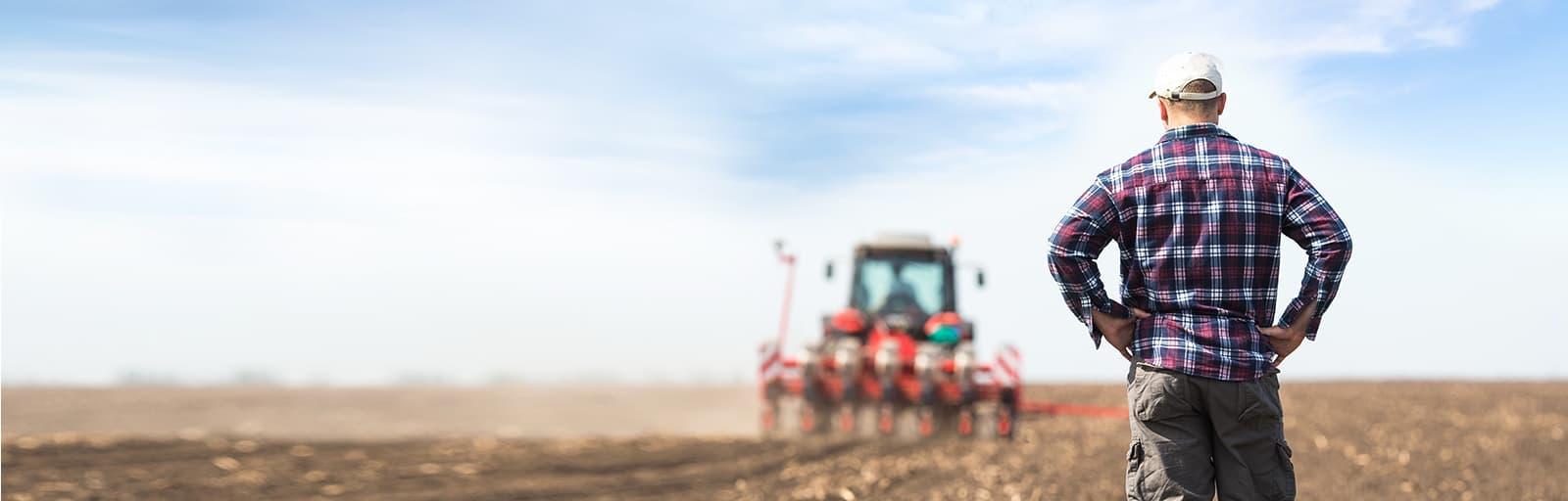 Solution de tracabilité pour les entreprises de travaux agricoles