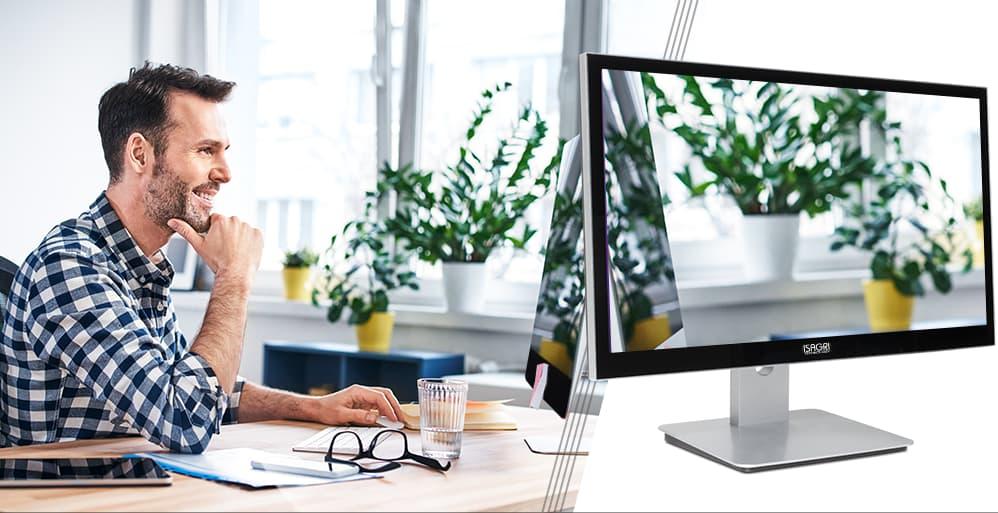 la gamme de PC de bureau ISAGRI Technology