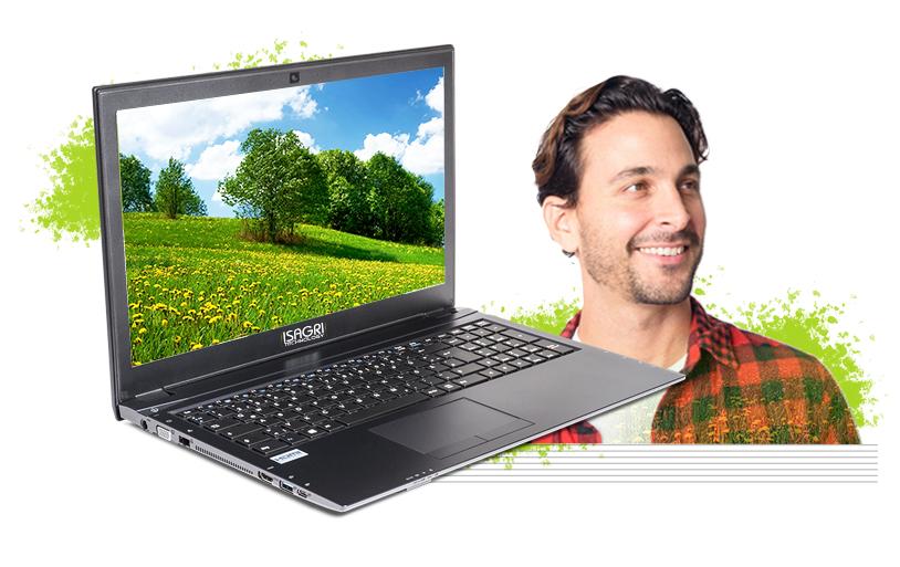 isagri technology wallaby s pulse ordinateur portable ideal pour les tâches quotidiennes