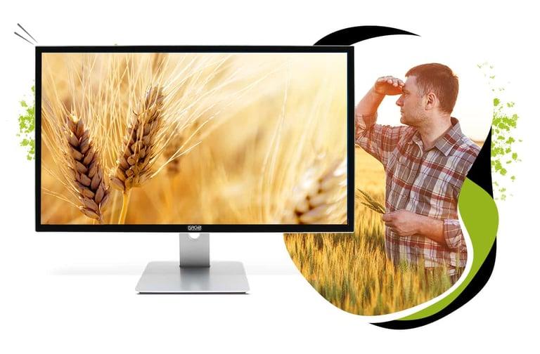 ordinateur tout en un avec écran 27 pouces