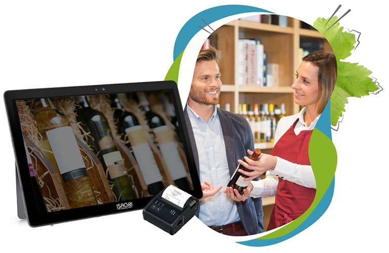 TPVIN logiciel de point de vente pour les salons viticoles et les caves conforme à la réglementation